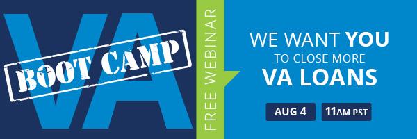 VA Boot Camp Webinar